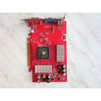 Видеокарта GeForce 7600GT PCI-E 256MB DDR3 TV-OUT DVI