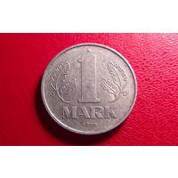 1 марка 1975. Германия - ГДР.