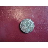 5 грошей 1938 года Польша