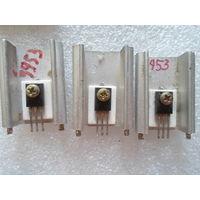Транзисторы 2SC3953 с радиатором (2013)