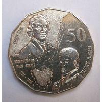 Австралия, 50 центов, 1998