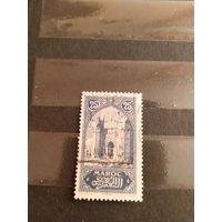 1923 Французская колония Марокко монумент архитектура (4-9)
