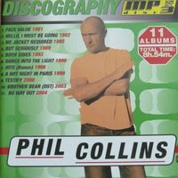 MP3: Phil Collins. Discography