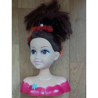 Кукла с причёской
