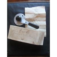 Ручная закатка в коробке и с инструкцией.Ранний вариант.