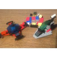 Конструкторы LEGO. 2  набора + отдельные элементы