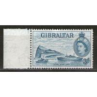 Гибралтар. Михель-139-а. Чистая.