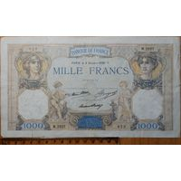 1000 франков 1936 г. Р79c
