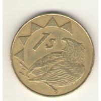 1 доллар 1996 г.