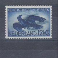 [38] Нидерланды 1938.Фауна.Птица.