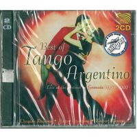 2CD Various - Best of Tango Argentino (2000)