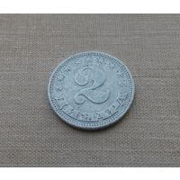 Югославия, 2 динара 1953 г.
