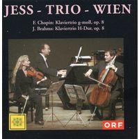 CD Jess-Trio-Wien 'Chopin & Brahms'