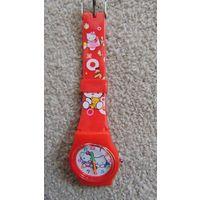 Часы для девочки Китти