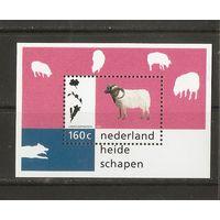 Нидерланды 1997 Фауна