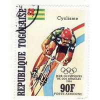 Летние Олимпийские игры 1984 - Лос-Анджелес -Езда на велосипеде 1984 год