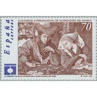 Испания 1999 Международный конгресс деньги Музееведения **