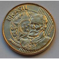 Бразилия 25 сентаво, 2013 г.