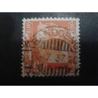 Нидерландская Индия 1945 Колония королева Вильгельмина