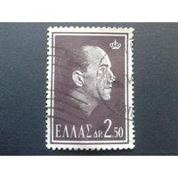 Греция 1964 король Павел 1