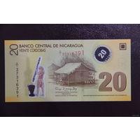 Никарагуа 20 кордоба 2007 UNC