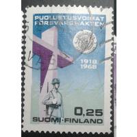 Финляндия 1968 50 лет финской армии