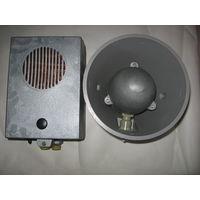 Прибор громкоговорящей связи (ПГС-10) с динамиком, новый, в эксплуатации не был.