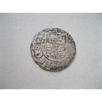 Драйпёлькер 1635 года. Прибалтийские владения Швеции.