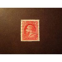 Британская Ямайка 1929 г.Король Георг -V.