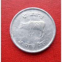 5 пайсов Непал - из коллекции