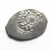 Денга с арабской надписью Ибан.Иван III Ввсилевич