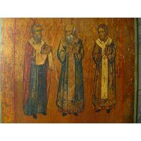 Икона Трех Святых (Василий, Григорий, Иоанн)