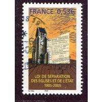 Франция. 100 лет Закона о разделении церквей и государства