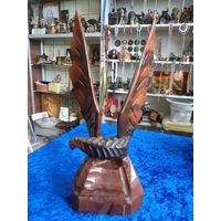 Орел деревянный, 29 см.