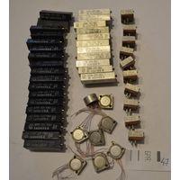 Резисторы СП-5 всего 47 штук с рубля !!!