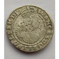 6 грошей шостак 1667