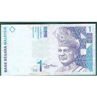 Малайзия 1  ринггит 1998 -01  год