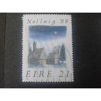 Ирландия 1988 Рождество