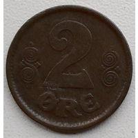Дания 2 эре 1920