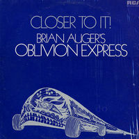Brian Auger's Oblivion Express, Closer To It!, LP 1973