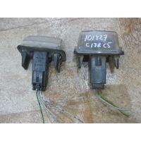 101427 Citroen Peugeot плафон подсветки номера 71907190