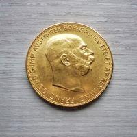 100 крон 1915 Франц Иосиф! Состояние!