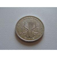 Джибути. 1 франк 1999 год KM#20