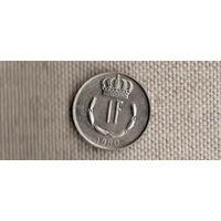Люксембург 1 франк 1980(Nw)