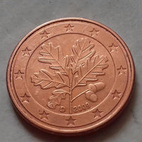 5 евроцентов, Германия 2009 D, AU