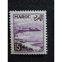 Марокко 1952 г.