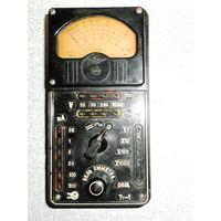 Раритет: комбинированный многопредельный измерительный прибор Тт-1 (тестер технический первый), ампервольтомметр. 1961 год.