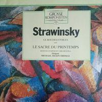 Strawinsky  1972, DG, LP, NM, Germany