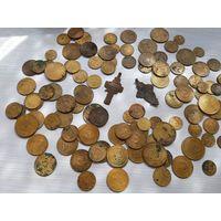 116 монет СССР дореформы и маленький бонус