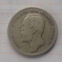 Норвегия 1 крона 1904г